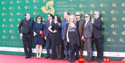 星光熠熠 首届海南岛国际电影节11日开幕