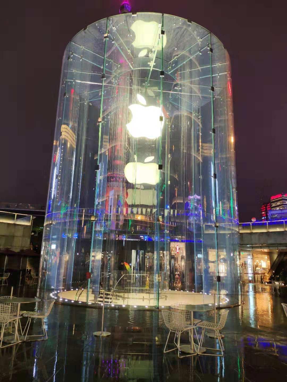 """苹果上海旗舰店未收到'禁售令"""" 高通再提""""强制执行申请"""""""