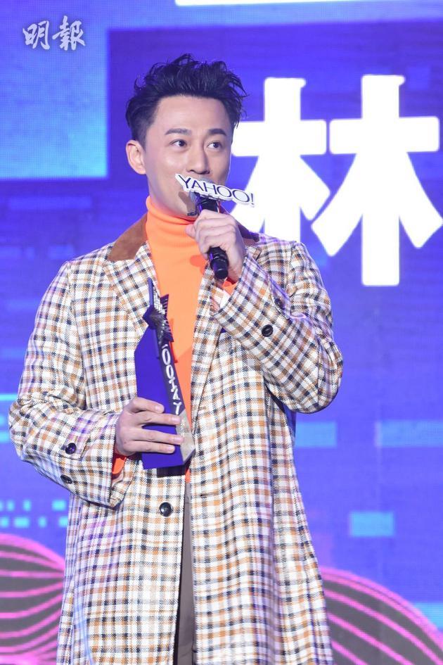 林峰虽然已届适婚年龄,但他表示仍以事业为重。