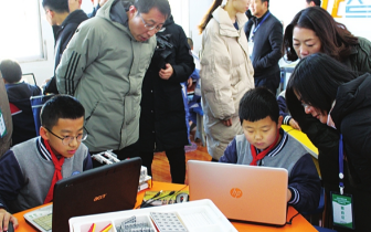 平城区47校  发展特色教育创优质校园