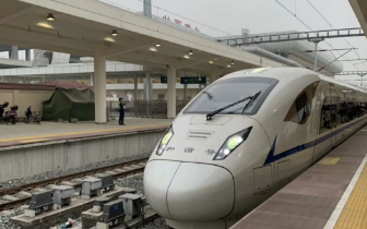 新建成都至雅安铁路进入全线模拟运行阶段