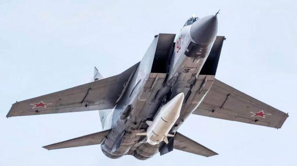 可突破现役所有防御系统?苏57将载高超音速导弹