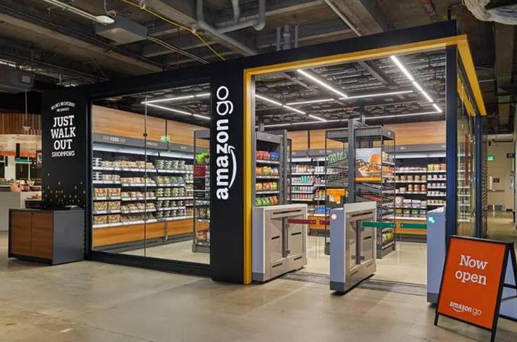 亚马逊新开40平米迷你无人店,未来或引入机场