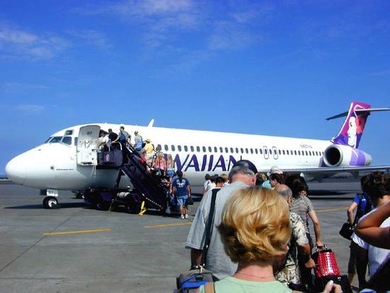 夏威夷航空考虑机上WiFi服务