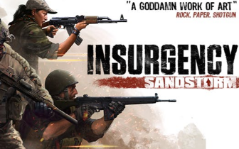硬核FPS游戏《叛乱:沙漠风暴》正式发售 获得玩家特别好评
