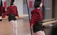 宋茜秀娱乐圈最美的腿