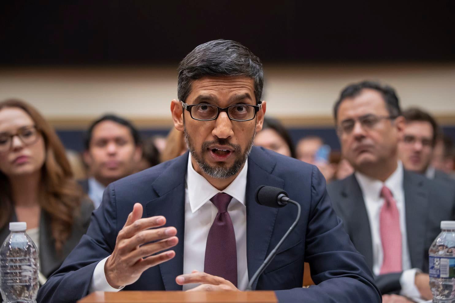 谷歌CEO:担忧AI做坏事很合理,不能先