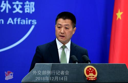 2名中国香港居民在靖国神社抗议被逮捕 外交部回应