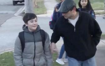 """美国11岁男孩因姓""""特朗普""""被校园霸凌到改姓"""
