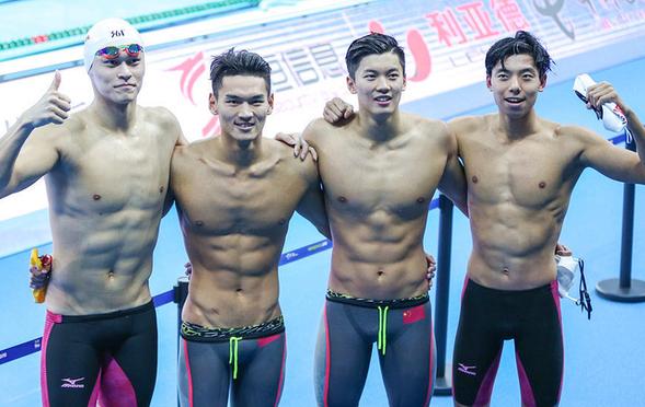 短池世锦赛-接力队破亚洲纪录摘铜