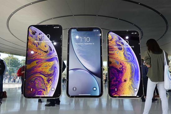 外媒:高通要求法院在中国禁售iPhone XS和XR【多图】