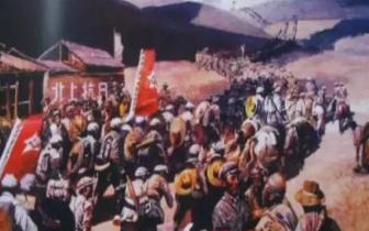 石扇镇开国中将萧向荣:忠诚的无产阶级战士