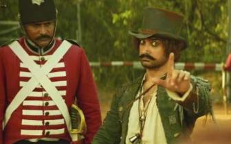 史上最爆笑的挡枪 《印度暴徒》新预告阿米尔汗来华过