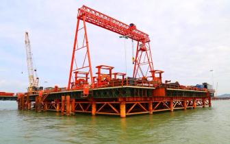 传捷报!珠海这座跨海大桥建设有最新进展…