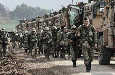 目标库尔德武装!土总统威胁数日内进攻叙东北部