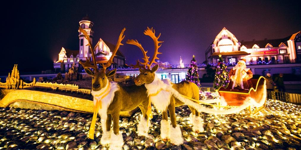 欧乐堡圣诞节,凭什么吸睛全山东人的关注?