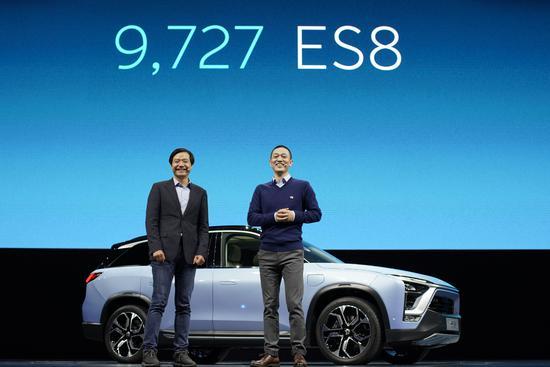 有壹说贰:从ES6看越发靠谱的蔚来造车