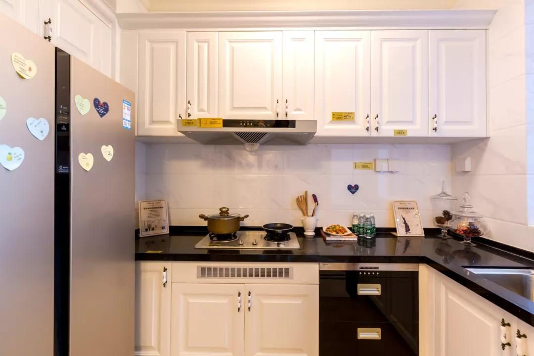 13号楼|YJ143T的U型厨房,为幸福生活创造好滋味!