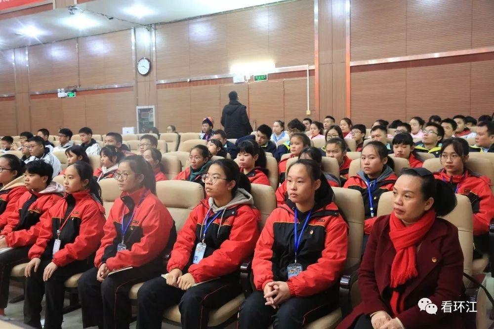 共青团环江毛南族自治县第十一次代表大会开幕