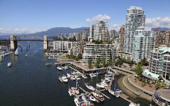不只加拿大鹅 温哥华的楼市也急了