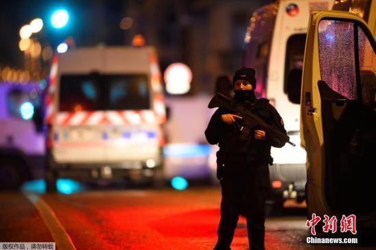 法国斯特拉斯堡枪案一名记者死亡