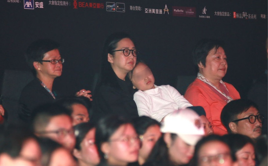 刘德华睽违八年红馆连唱20场 六岁女儿坐台下应援