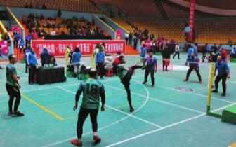 2018年山西省毽球锦标赛在大同市启幕