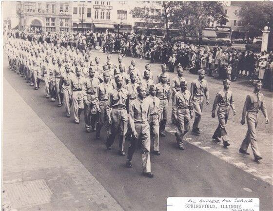 美国将向两万华裔二战老兵颁授国会金质奖章