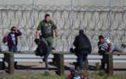 移民欲穿越美墨边境被拘捕