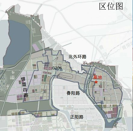 城阳棘洪滩街棚户改造批前公示 总建面19万方