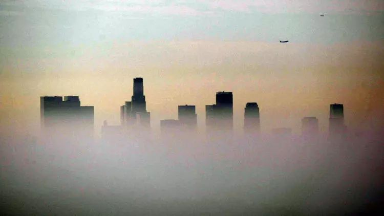 你可能想不到,40年前美国空气有多糟