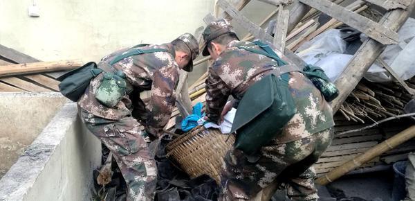 四川兴文发生5.7级地震