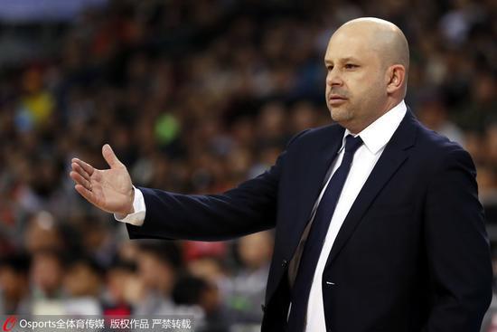 北京13连胜秘籍:丑陋慢篮球 对手得分总比我少