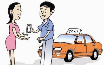 乘客手机落出租车 雷锋的哥专程送还