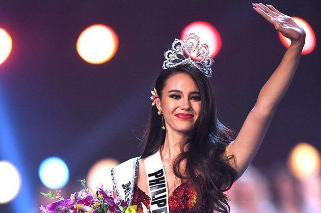 2018年度环球小姐出炉!24岁菲律宾模特夺冠