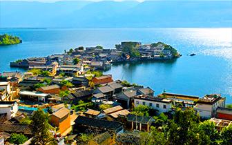 大理、丽江上榜国内冬季游热门旅游目的地