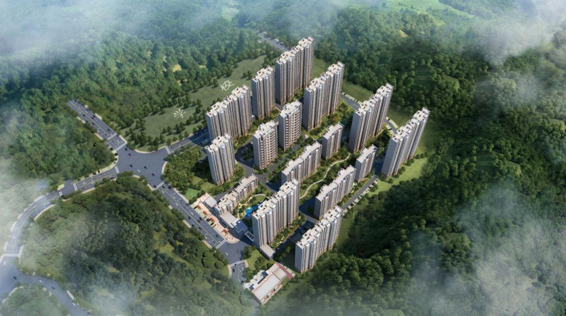 龙川碧桂园