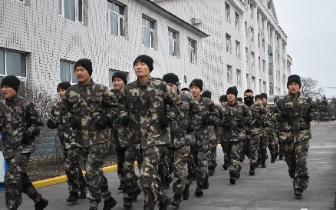 牡丹江森林消防支队掀起冬季大练兵热潮