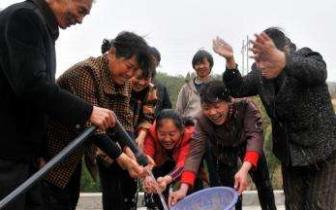 大同市今年有48万农村人口喝上放心水