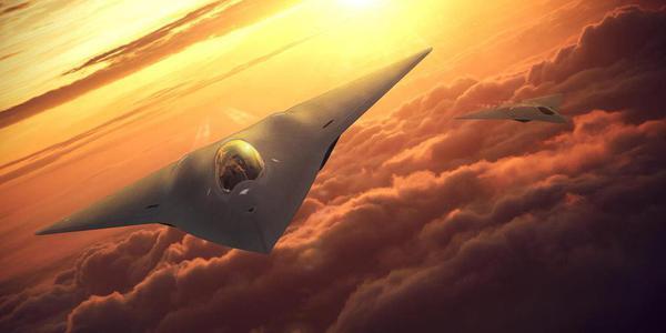 最可怕的五代机 只此一点就秒杀F22