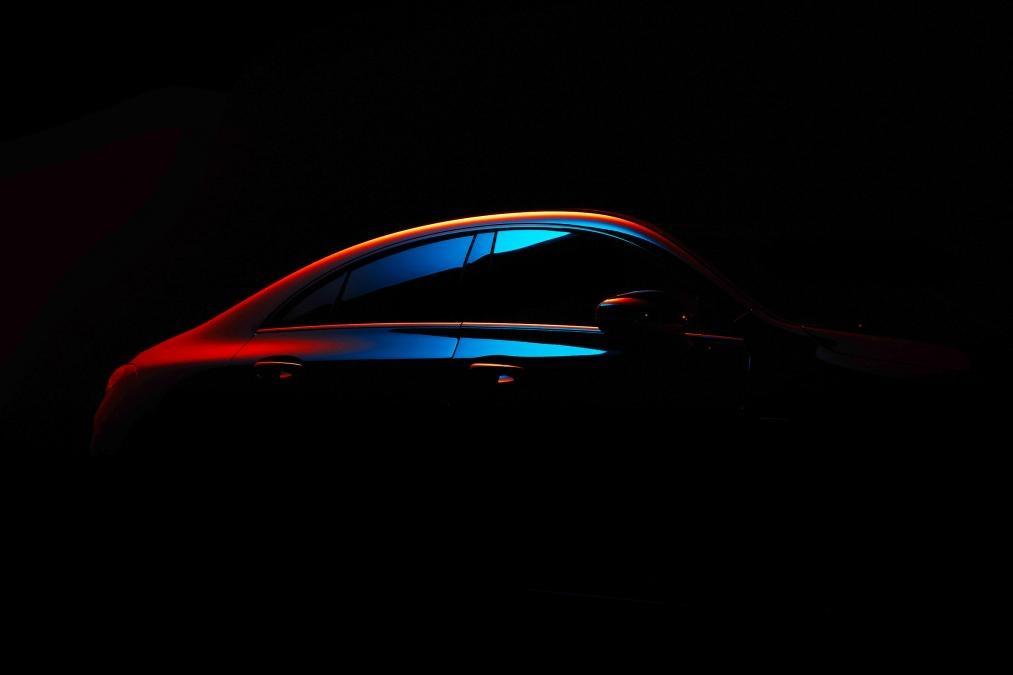 明年1月发布 全新一代奔驰CLA预告图发布