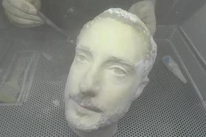 快3网投平台大发彩票平台人脸识别被3D打印人头破解