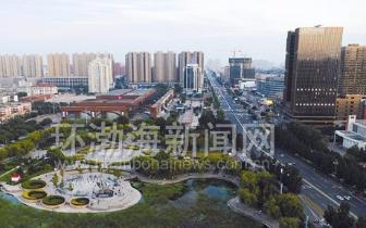 蓄势腾飞在今朝——唐山城市建设掠影