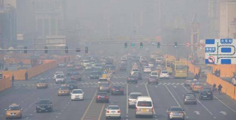 19日、20日夜间哈尔滨市局地中度至重度污染