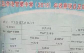 你孩子的学费涨了吗?2019青岛私立学校收费狂飙