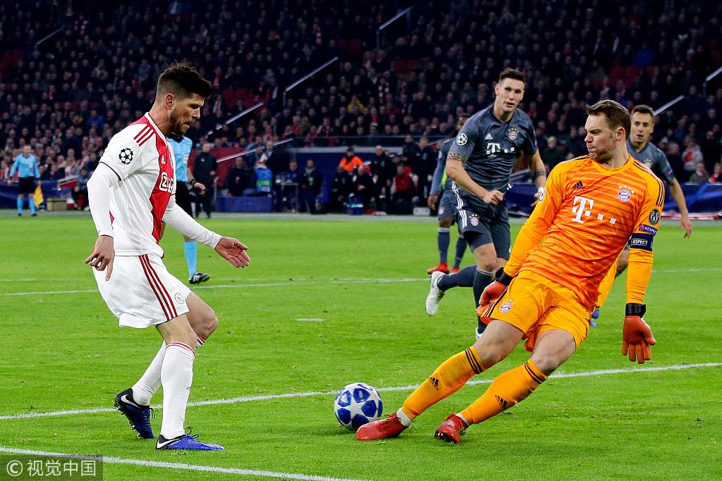 诺伊尔:利物浦防守脆弱 红军球迷:德甲第3 你们强!