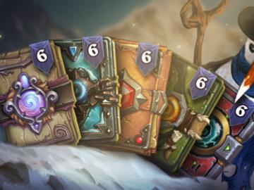 炉石传说冬幕节活动限时开启,完成任务得卡背和卡包