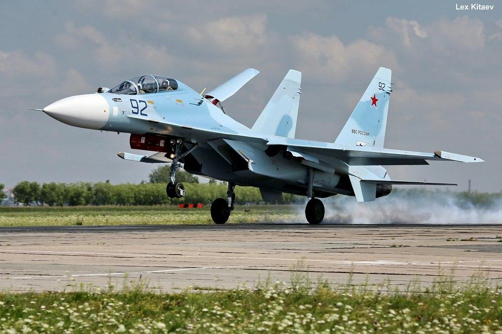俄向克里米亚部署重型战斗机 将永久驻扎在此