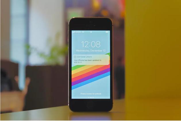 5年后你的手机还流畅么?5s升级iOS12却依旧流畅