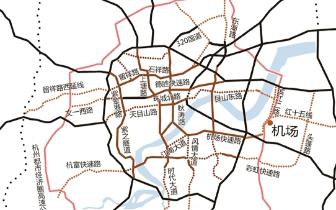 亚运会前 杭州要建成464公里快速路网